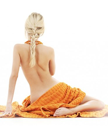 Slimming, firming, moisturizing wrapping